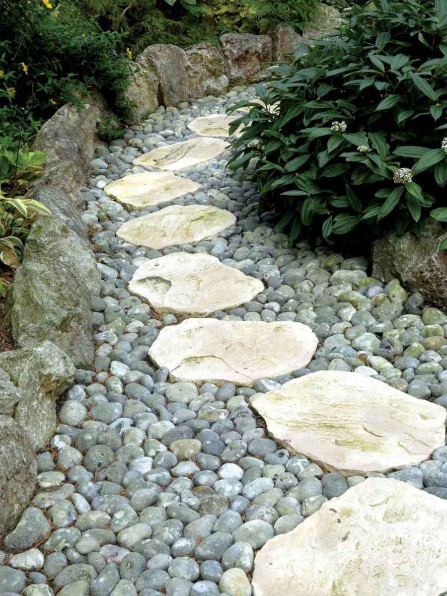 Top 100 stepping stones pathway remodel ideas (69)