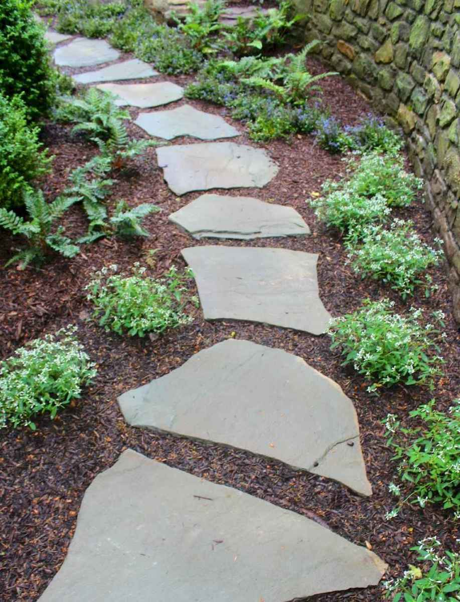 Top 100 stepping stones pathway remodel ideas (86)