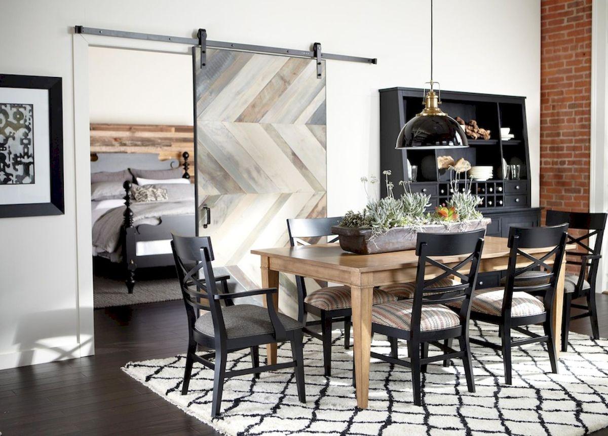 100 best farmhouse dining room decor ideas (1)
