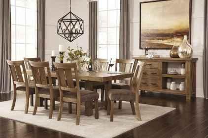 100 best farmhouse dining room decor ideas (136)