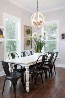 100 best farmhouse dining room decor ideas (141)