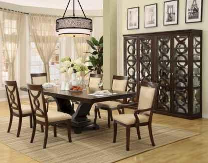 100 best farmhouse dining room decor ideas (142)
