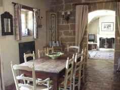 100 best farmhouse dining room decor ideas (155)