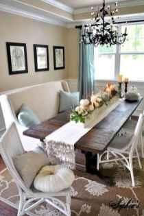 100 best farmhouse dining room decor ideas (179)