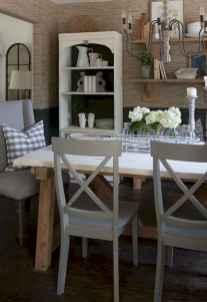 100 best farmhouse dining room decor ideas (182)