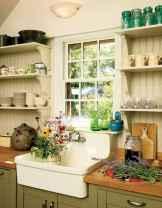 110 amazing farmhouse kitchen decor ideas (28)