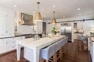 110 amazing farmhouse kitchen decor ideas (33)