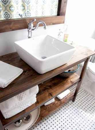 110 best farmhouse bathroom decor ideas (29)