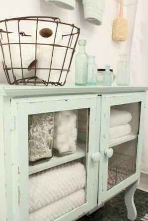 110 best farmhouse bathroom decor ideas (33)