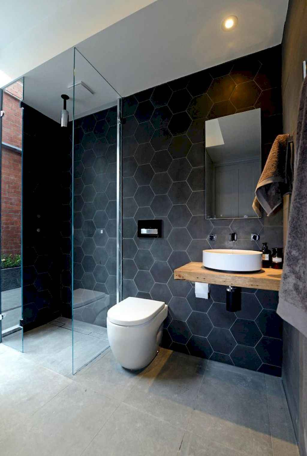 111 awesome small bathroom remodel ideas on a budget (110)