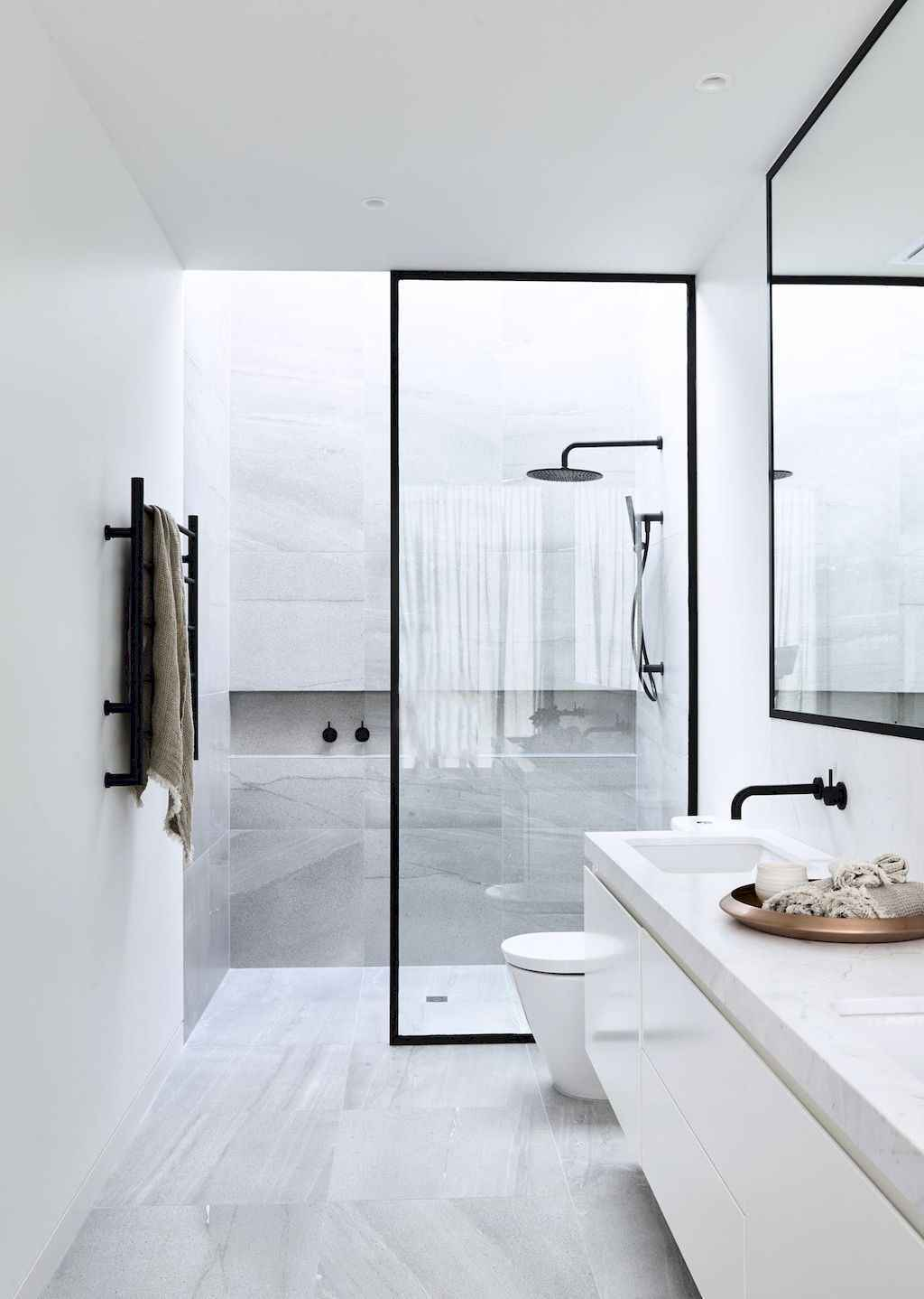 111 awesome small bathroom remodel ideas on a budget (28)