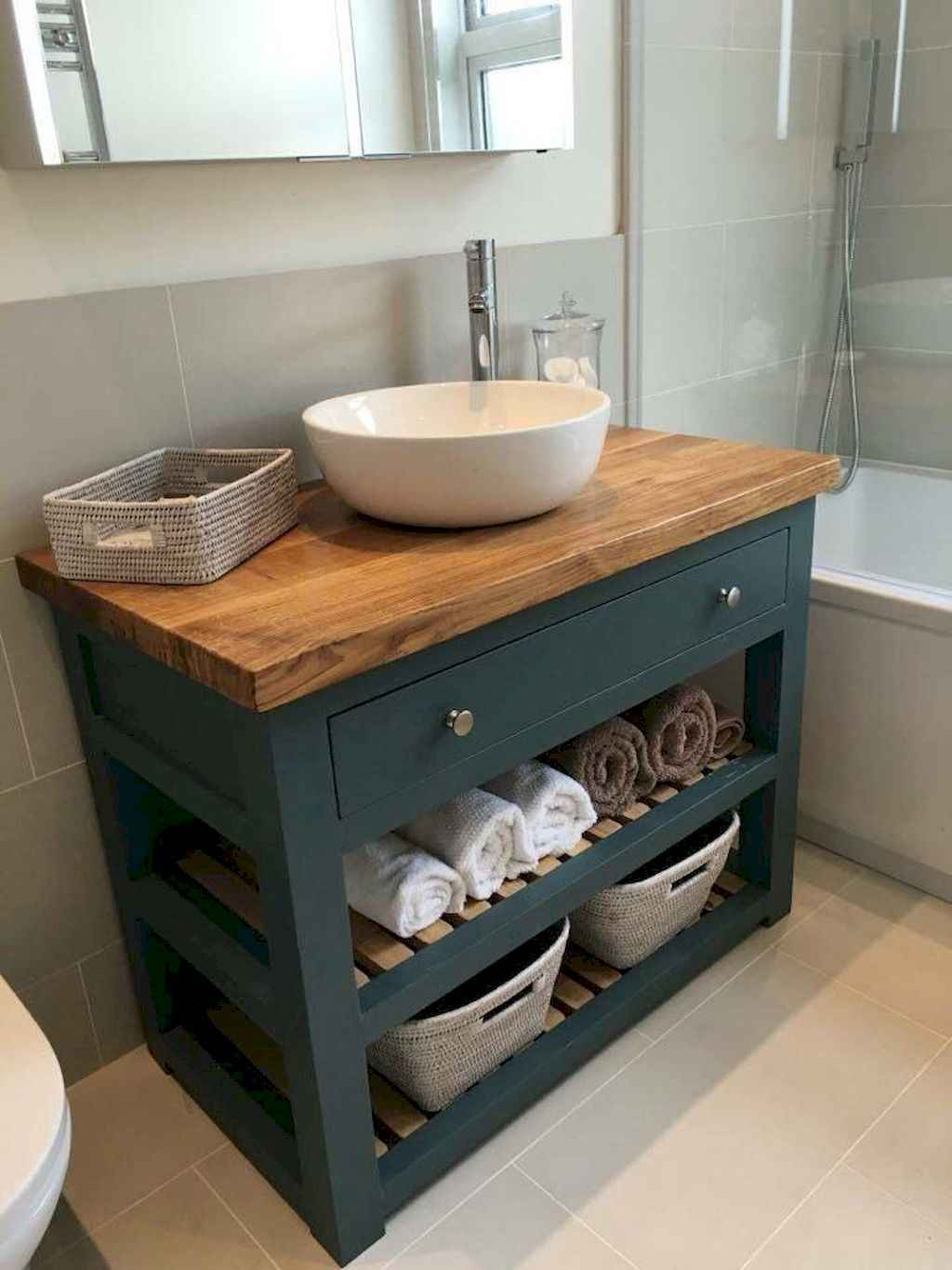 111 awesome small bathroom remodel ideas on a budget (30)