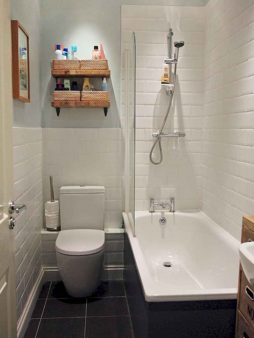 111 awesome small bathroom remodel ideas on a budget (48)