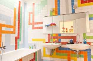 55 cool and relax bathroom design ideas (14)