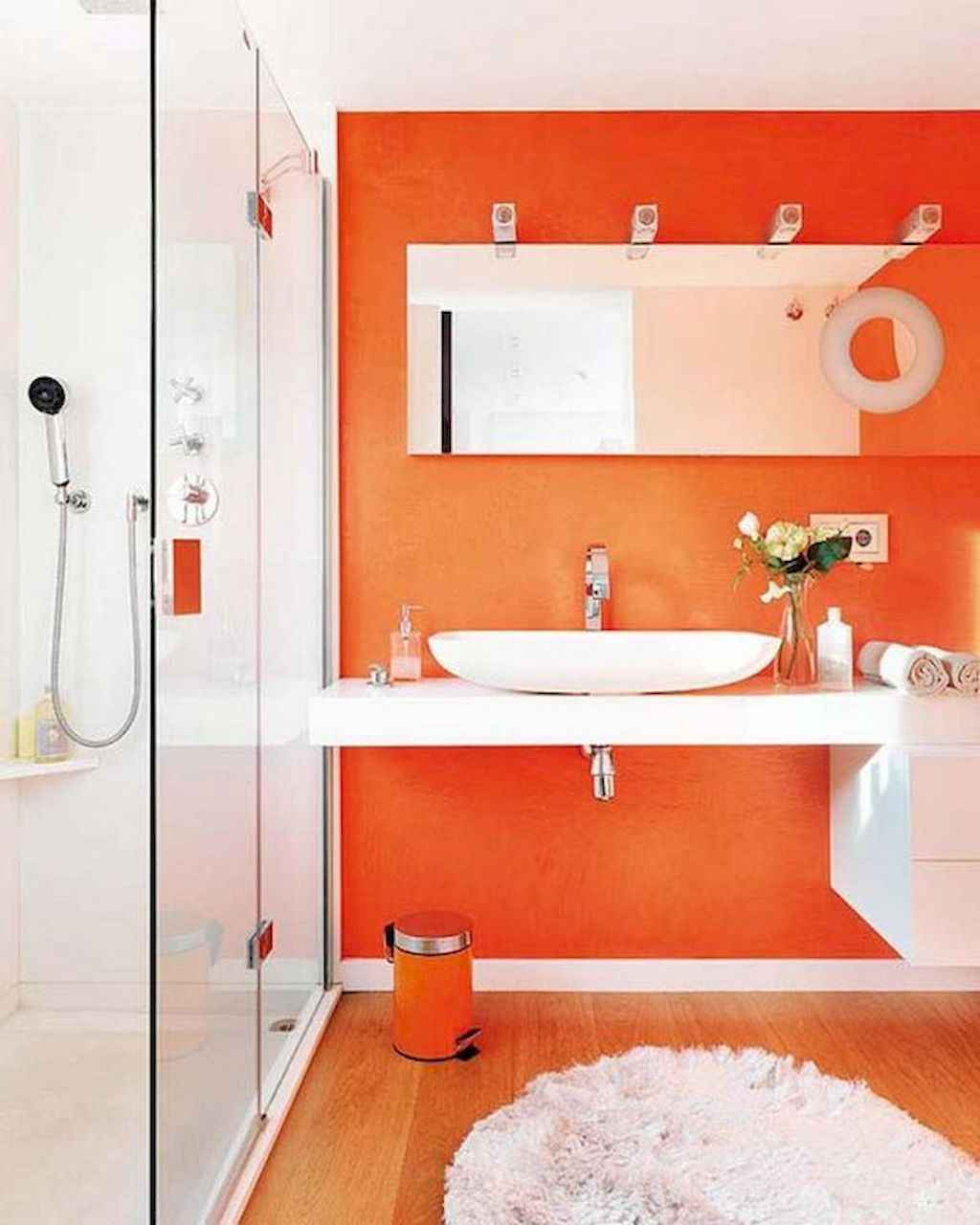 55 cool and relax bathroom design ideas (43)