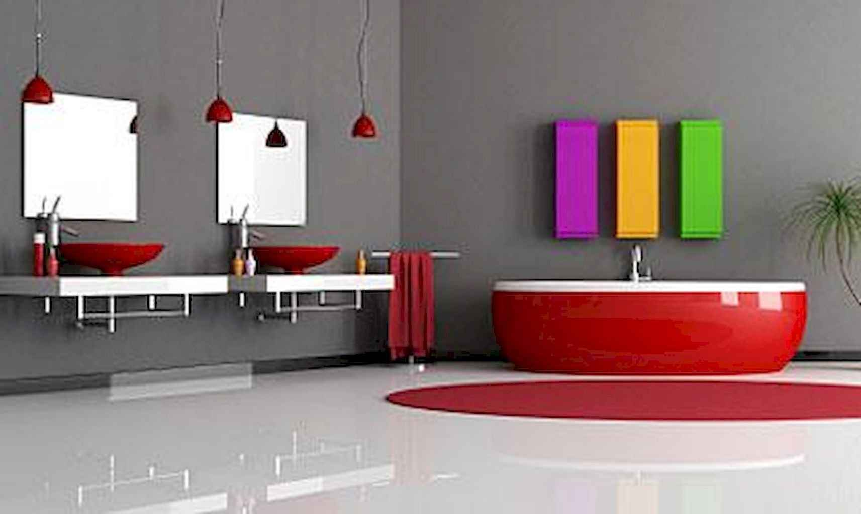 55 cool and relax bathroom design ideas (9)