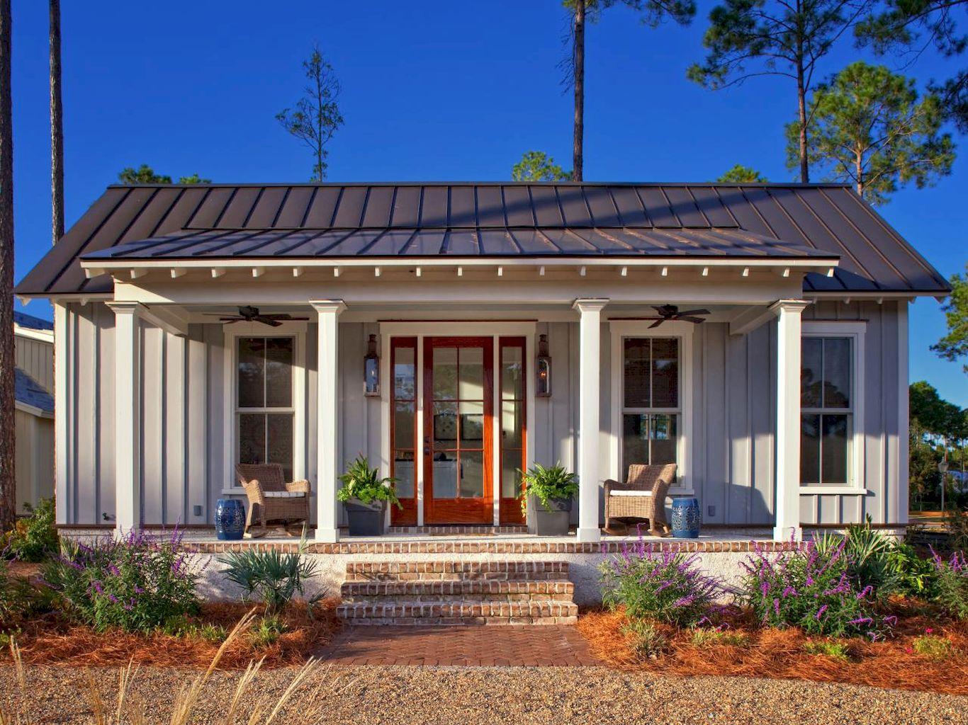 60 amazing farmhouse plans cracker style design ideas (1)