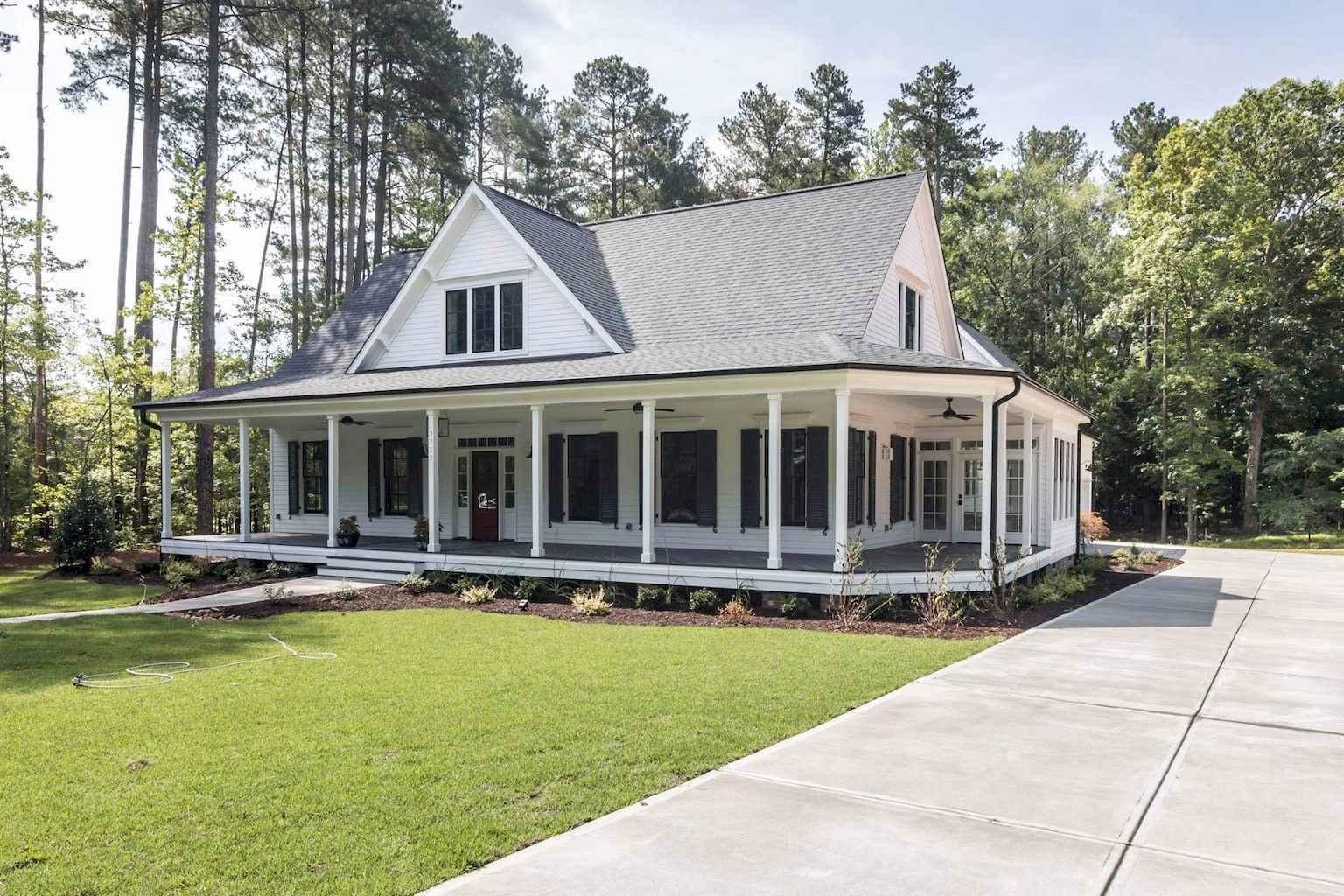 60 amazing farmhouse plans cracker style design ideas (12)