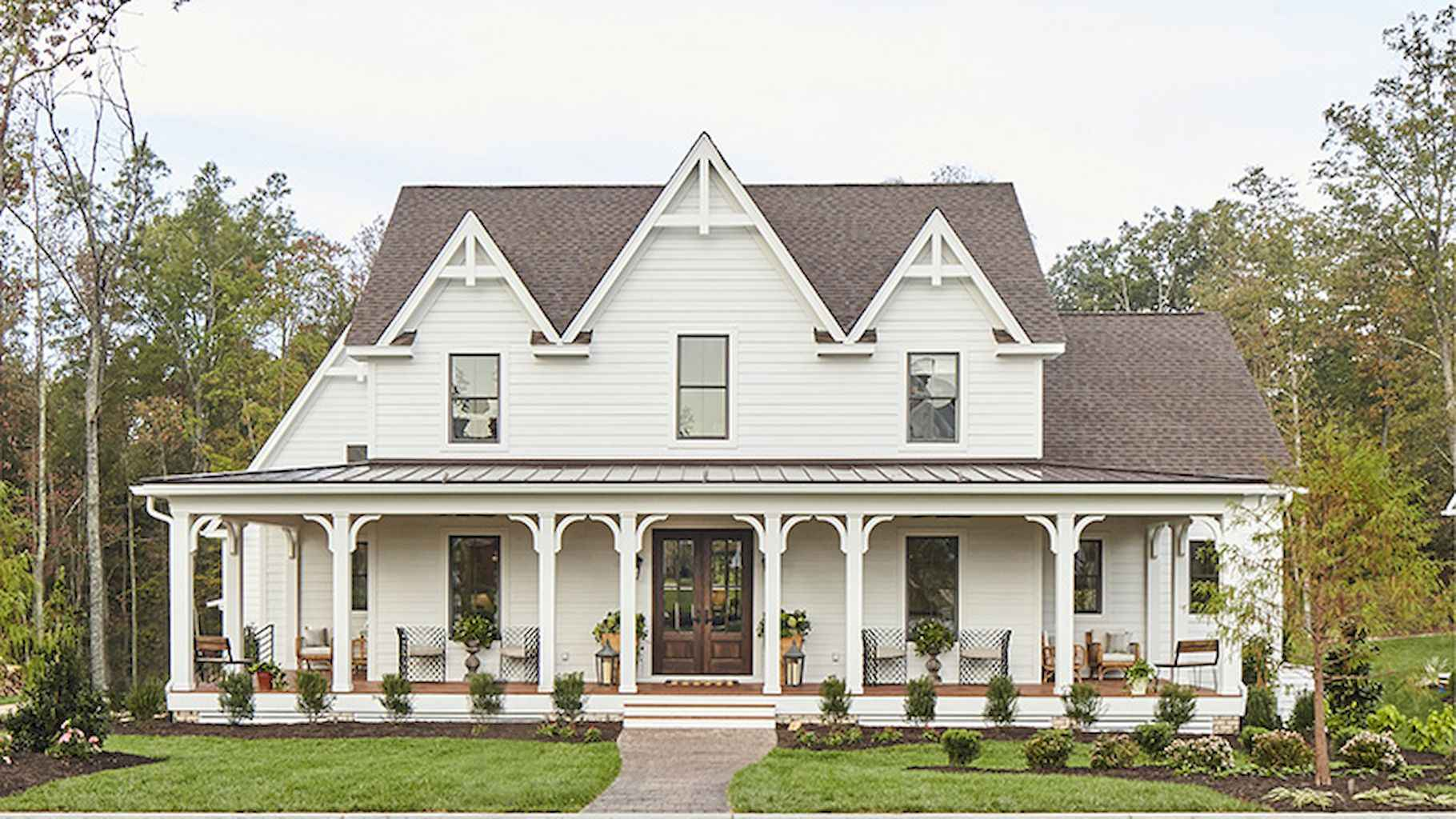 60 amazing farmhouse plans cracker style design ideas (39)