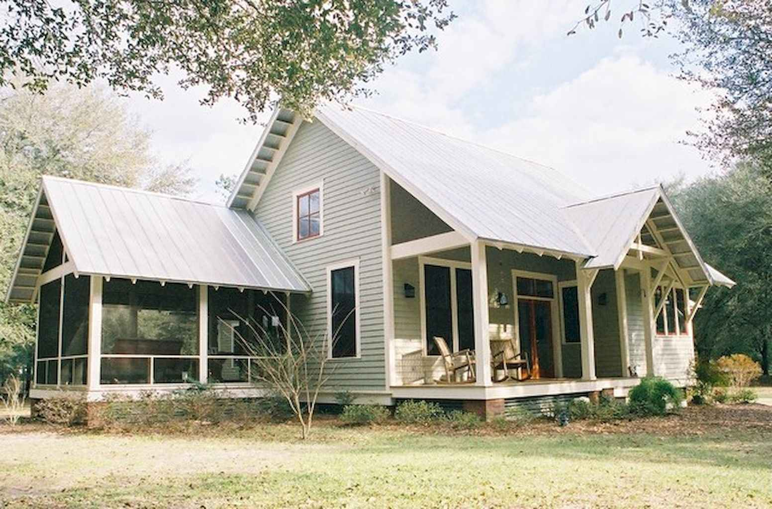 60 amazing farmhouse plans cracker style design ideas (41)