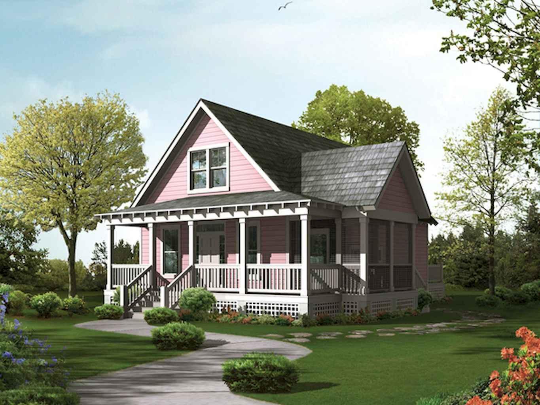 60 amazing farmhouse plans cracker style design ideas (5)