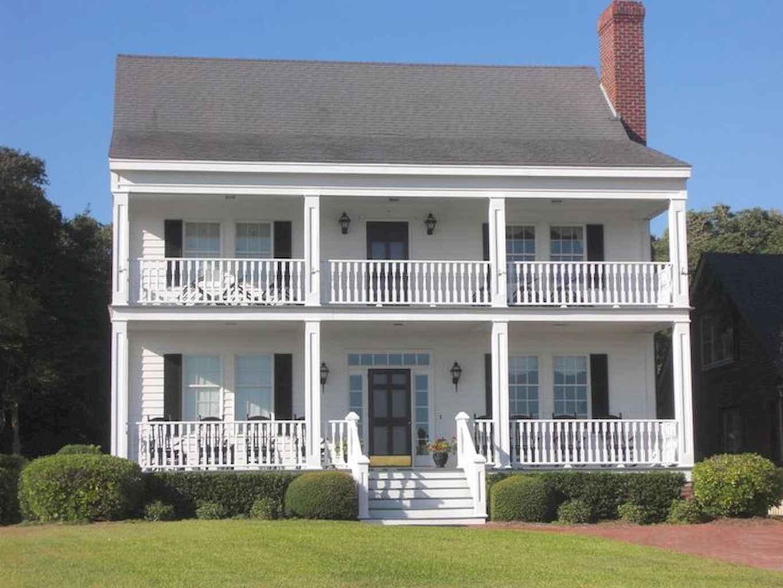 80 awesome plantation homes farmhouse design ideas (1)