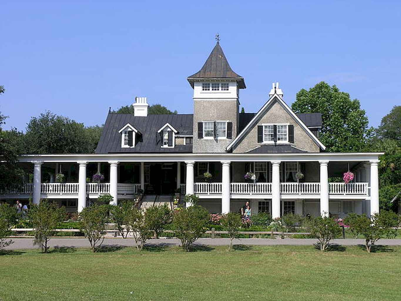 80 awesome plantation homes farmhouse design ideas (12)