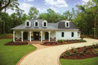 80 Awesome Plantation Homes Farmhouse Design Ideas