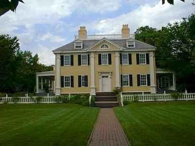 80 awesome plantation homes farmhouse design ideas (27)