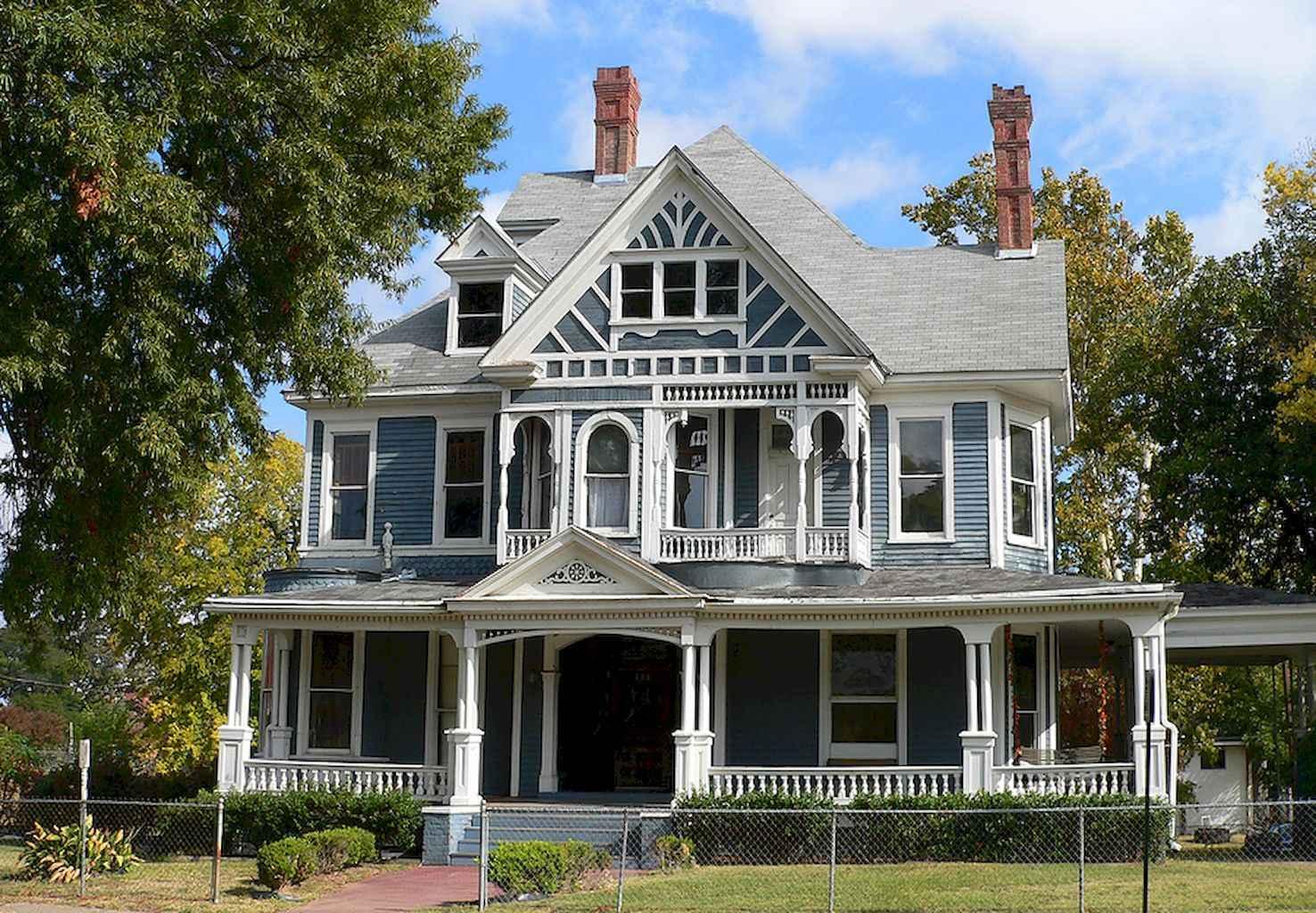 80 awesome plantation homes farmhouse design ideas (29)
