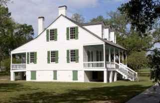 80 awesome plantation homes farmhouse design ideas (35)
