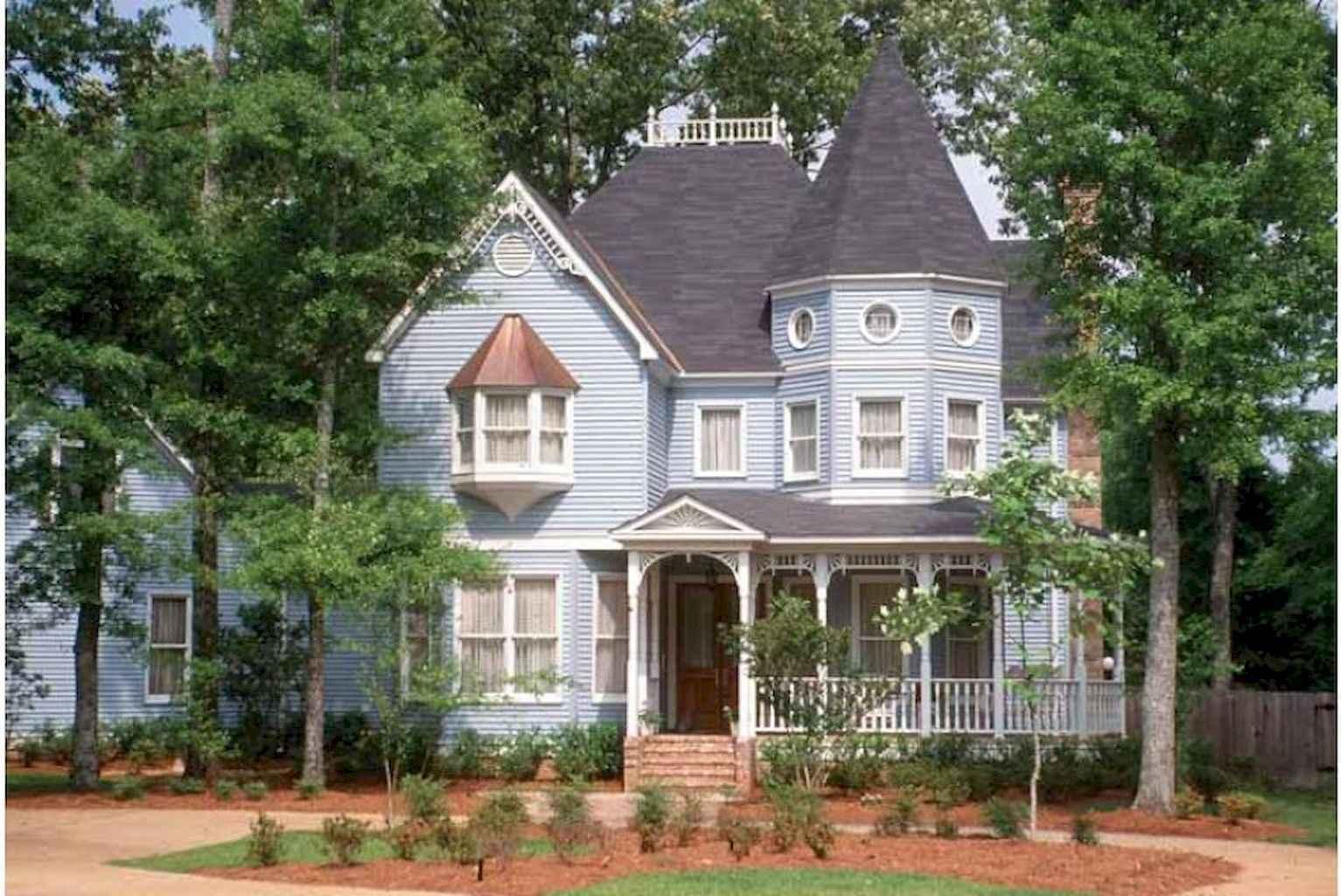 80 awesome plantation homes farmhouse design ideas (46)