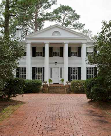 80 awesome plantation homes farmhouse design ideas (49)