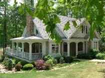 80 awesome plantation homes farmhouse design ideas (58)