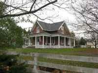 80 awesome victorian farmhouse plans design ideas (16)
