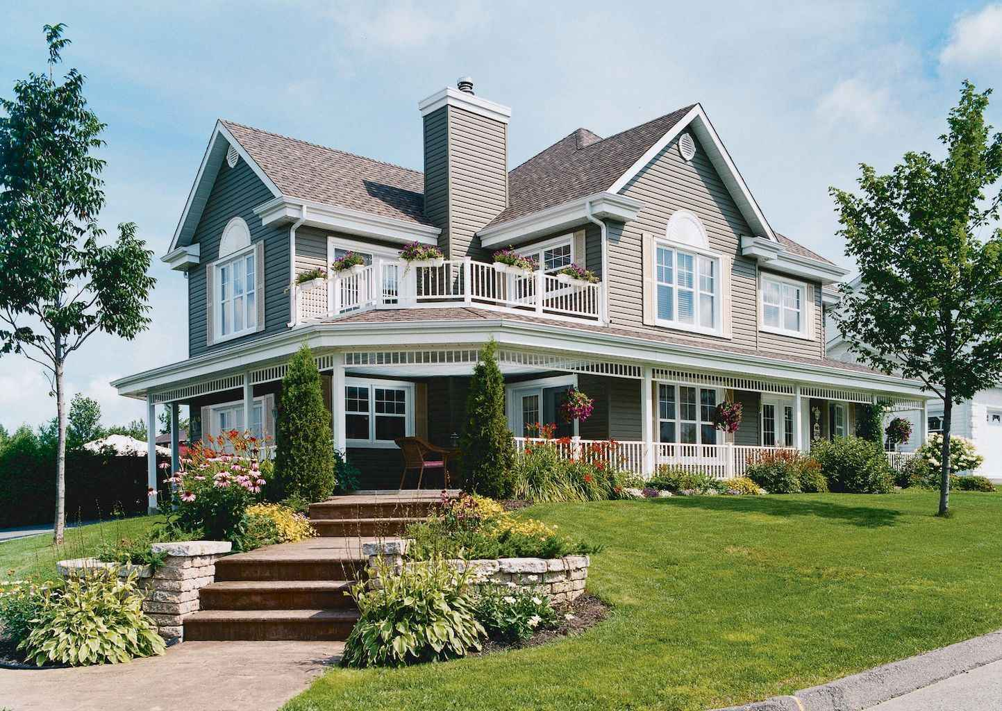 80 awesome victorian farmhouse plans design ideas (18)