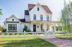 80 awesome victorian farmhouse plans design ideas (28)