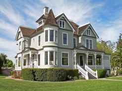 80 awesome victorian farmhouse plans design ideas (39)