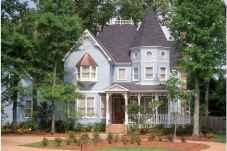 80 awesome victorian farmhouse plans design ideas (50)