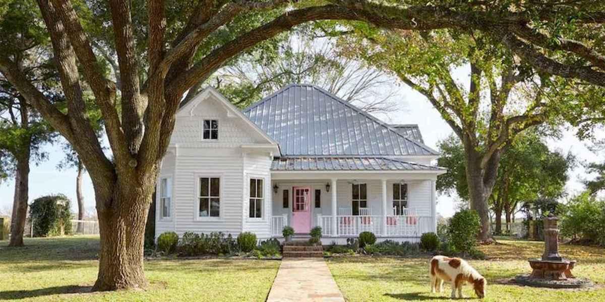 80 awesome victorian farmhouse plans design ideas (53)