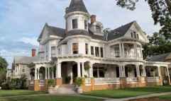 80 awesome victorian farmhouse plans design ideas (60)