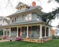 80 awesome victorian farmhouse plans design ideas (68)