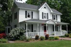 80 awesome victorian farmhouse plans design ideas (70)