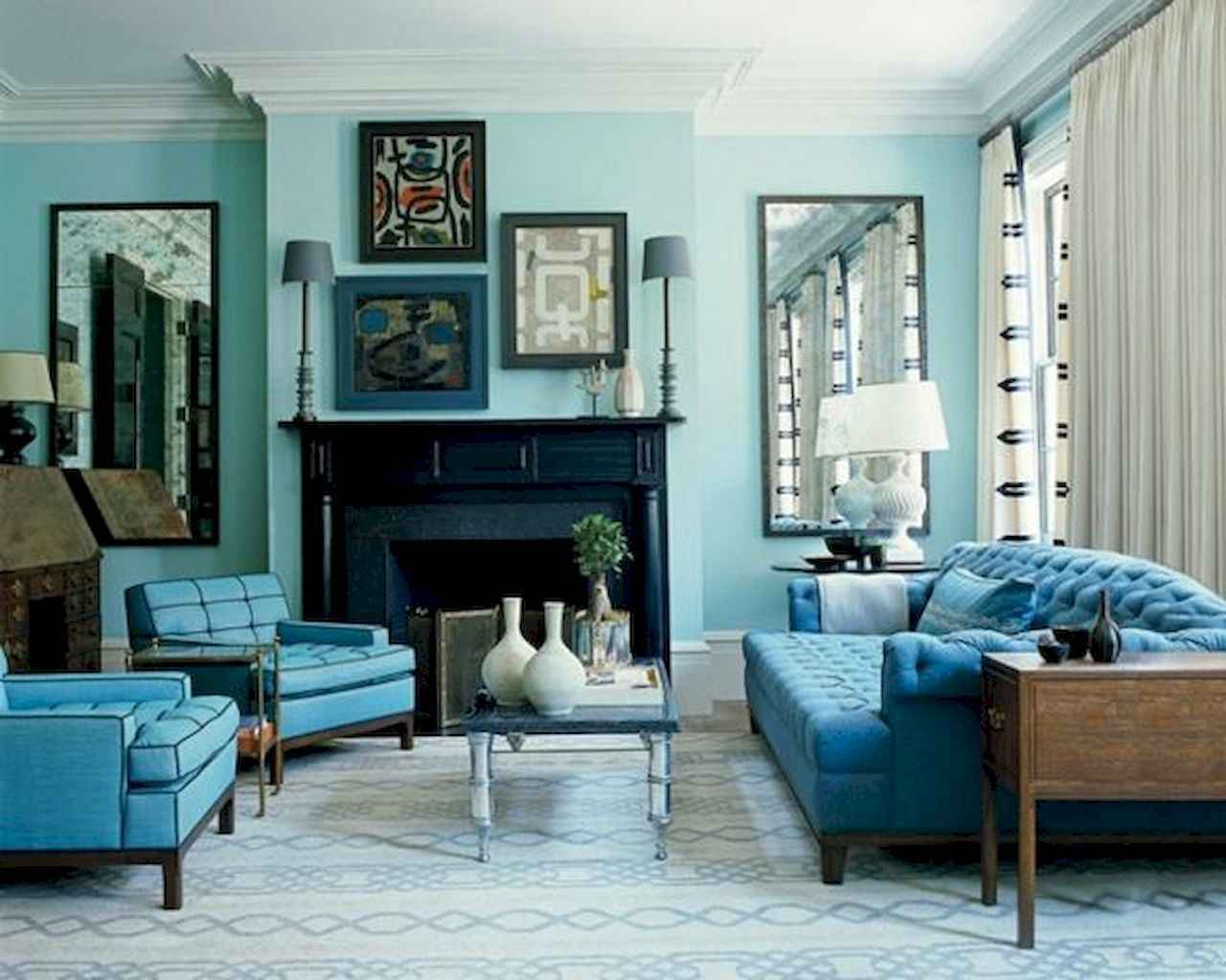80 best harmony interior design ideas for first couple (5)