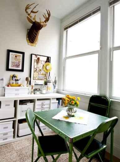 80 brilliant apartment dining room decor ideas (35)