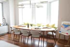 80 brilliant apartment dining room decor ideas (45)