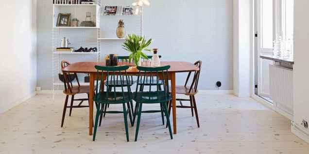 80 brilliant apartment dining room decor ideas (52)