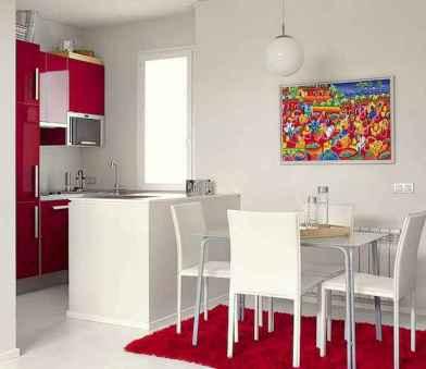 80 brilliant apartment dining room decor ideas (57)