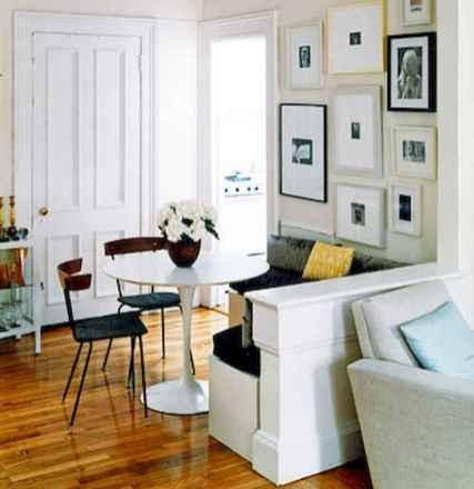 80 brilliant apartment dining room decor ideas (59)