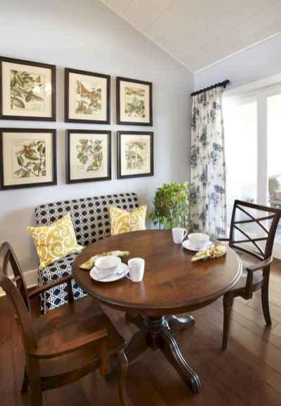 80 brilliant apartment dining room decor ideas (68)
